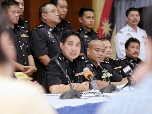 Ops Warta Di Sarawak Bermula Isnin