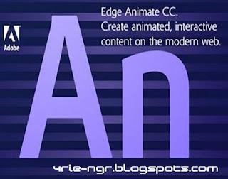 Adobe Edge Animate CC 2015 v6.0.0.400 Terbaru