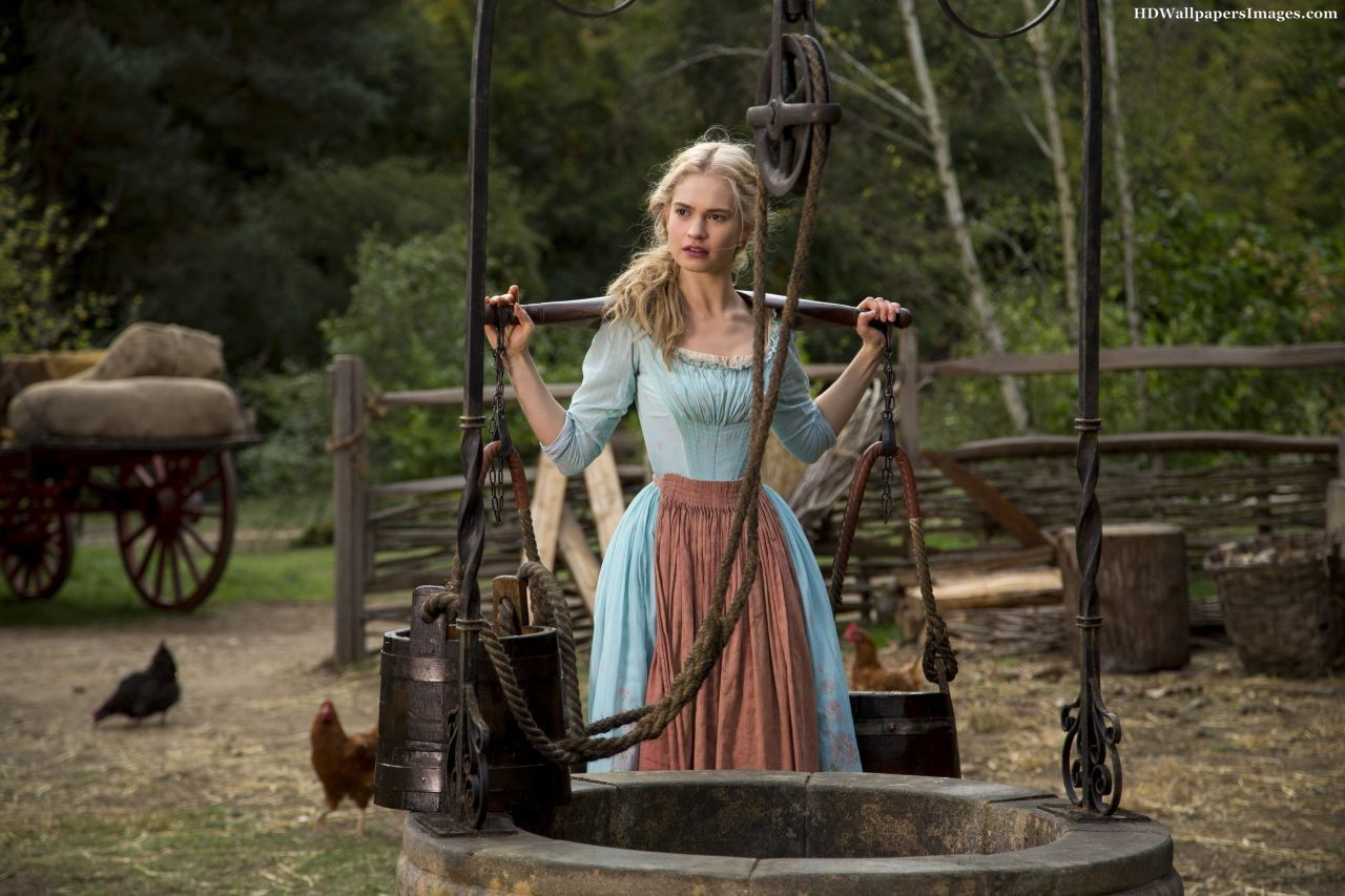Finding Eloquence How Cinderella Made Me Believe In Magic