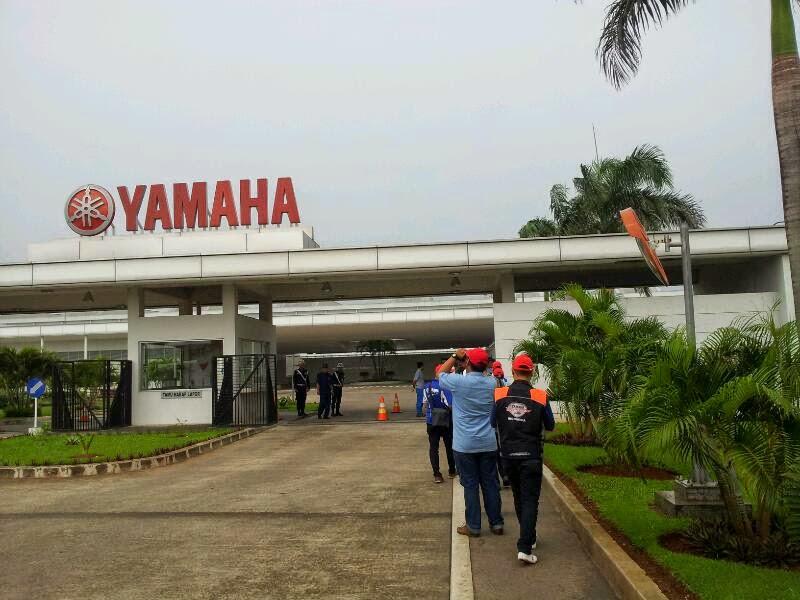 Lowongan Kerja PT. Yamaha Motor Manufacturing West Java