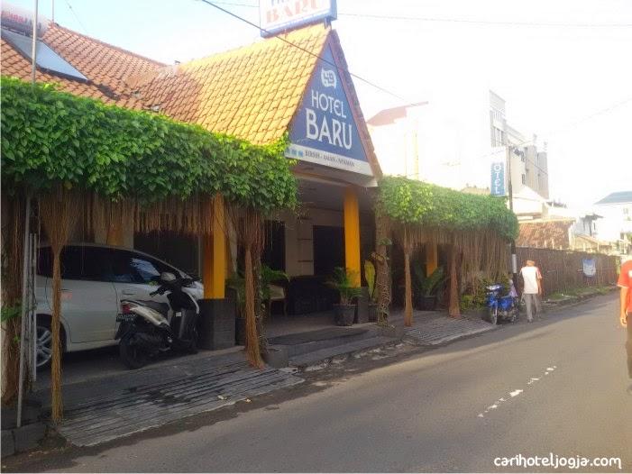 Hotel Baru Gowongan Kidul Yogyakarta