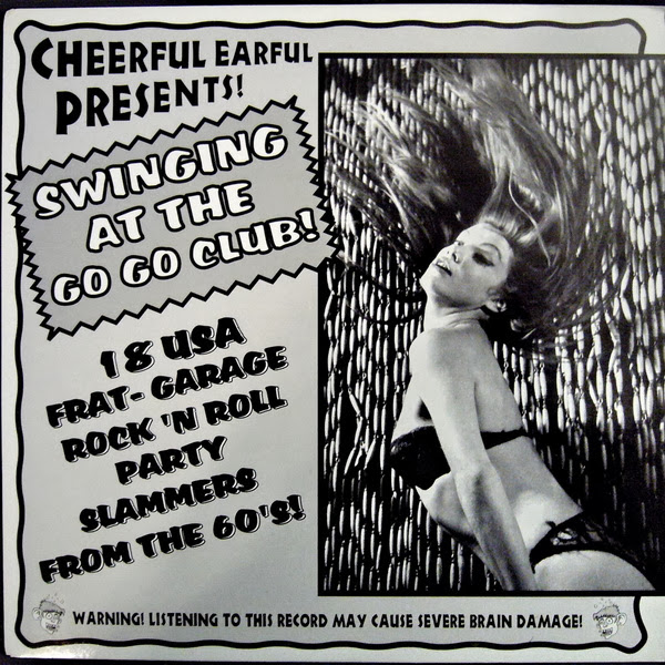 Swinging At The Go Go Club!