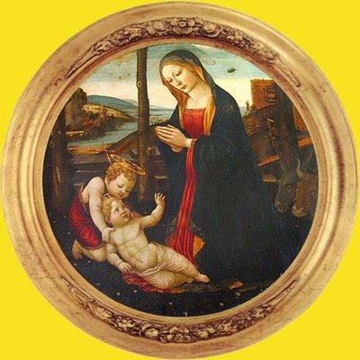 LA VIE INTÉRIEURE (R.P. Joseph Tissot) La+Virgen+con+el+Ni%25C3%25B1o+y+San+Juan