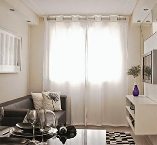 Ideas y consejos para decorar una sala de estar peque a for Consejos para decorar un living