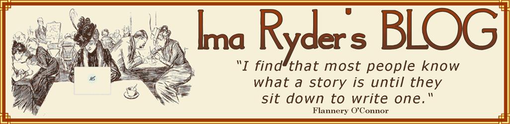 Ima Ryder's Blog
