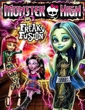 Monster High: Uma Fusão Muito Louca Dublado