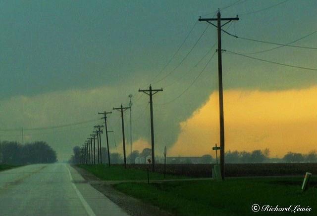 Brief Tornado