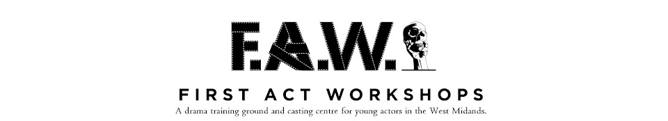 FIRST ACT WORKSHOPS