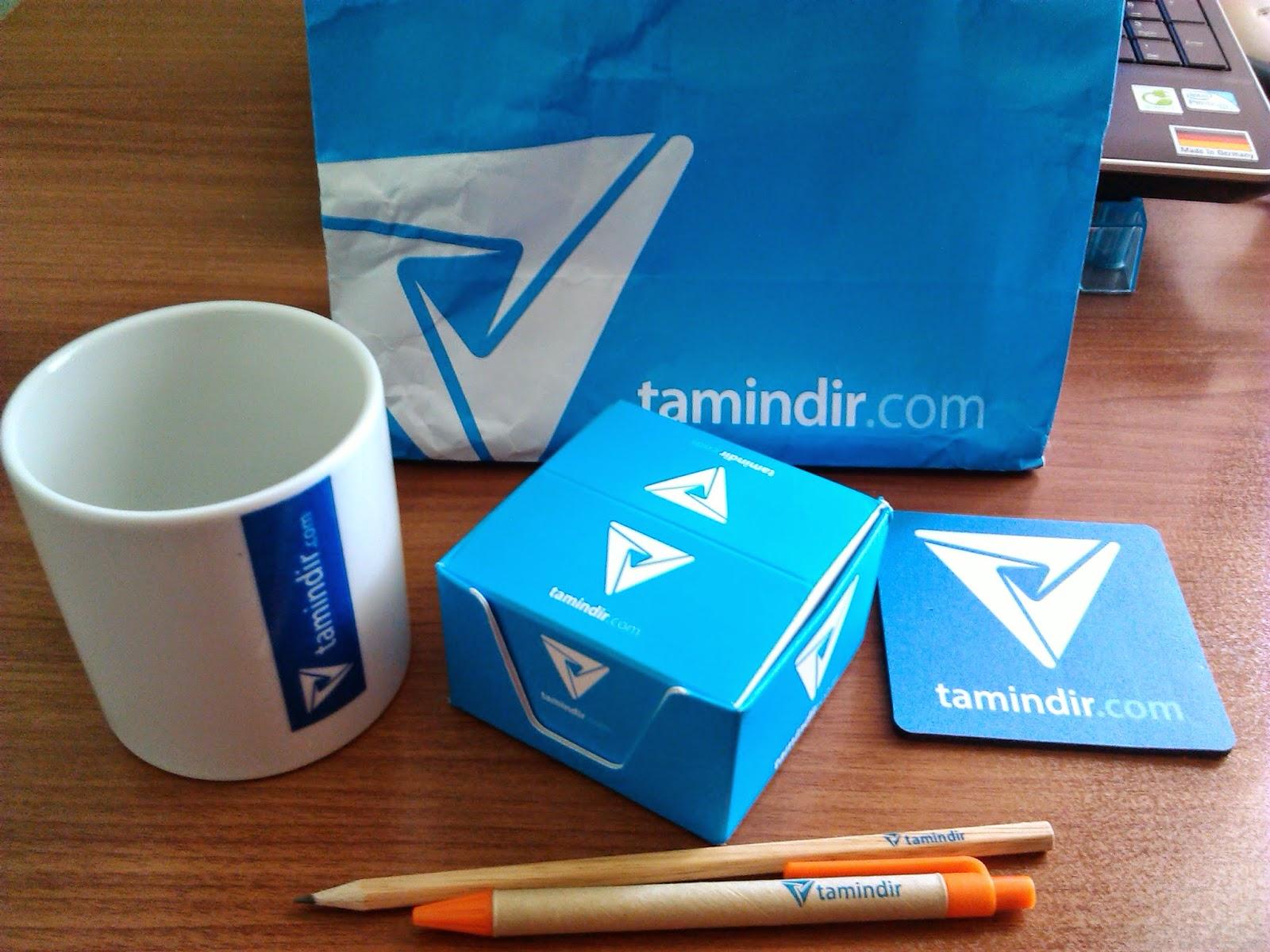 Tamindir'in 10.yılı, yeni logosu ve hediyeleri