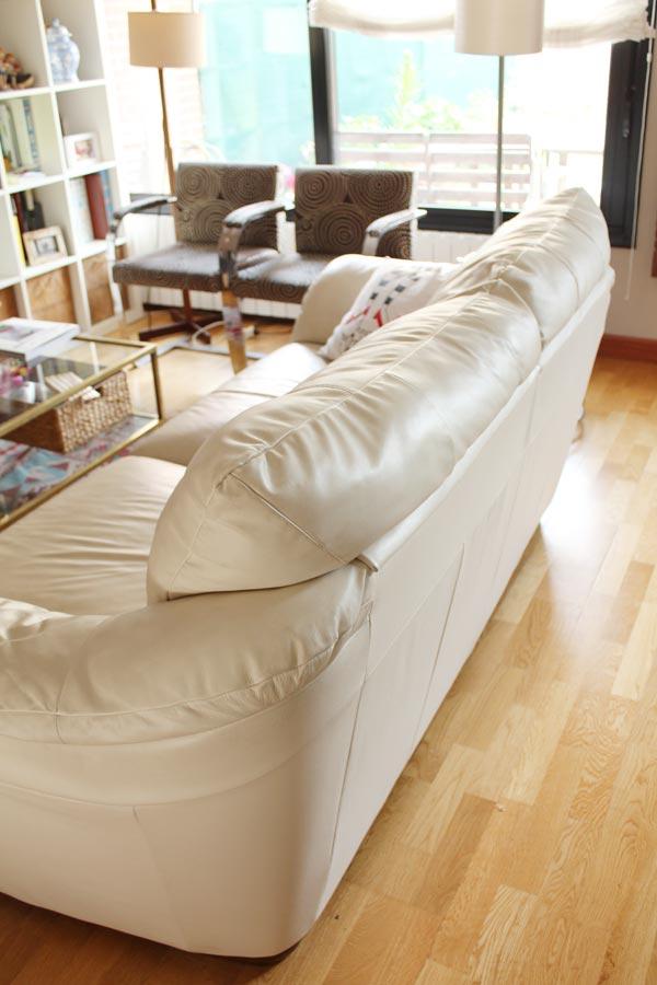 Y yendo a la pregunta de sof blanco de piel con ni os - Mejores sofas de piel ...