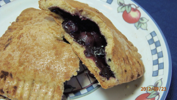 Blueberry Brown Butter Hand Pies Recipe