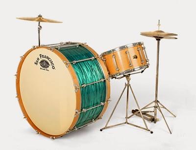 Gambar Drum - Trap Drum