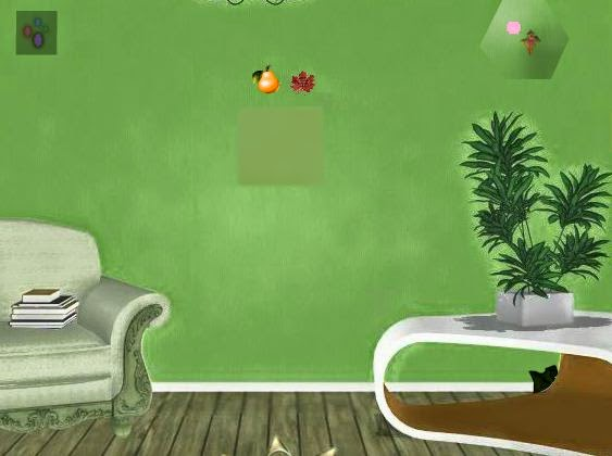 Play Escapefan Flowers Painting House Escape