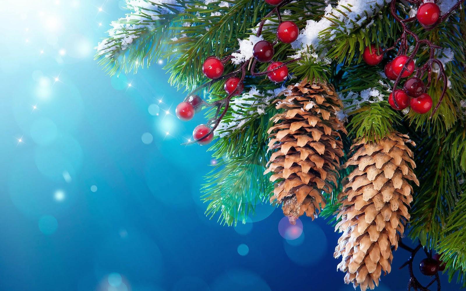 Mooie kerst achtergrond | Bureaublad Achtergronden Wallpapers Kerst Achtergronden