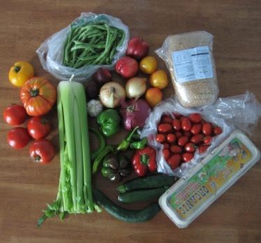 midsummer farmer's market