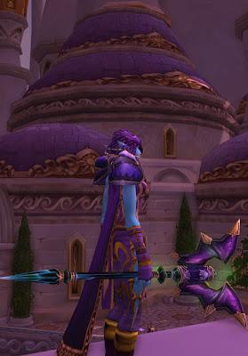 wow how to get purple tabard of the illidari