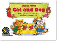 Lunch With Cat And Dog Read Aloud