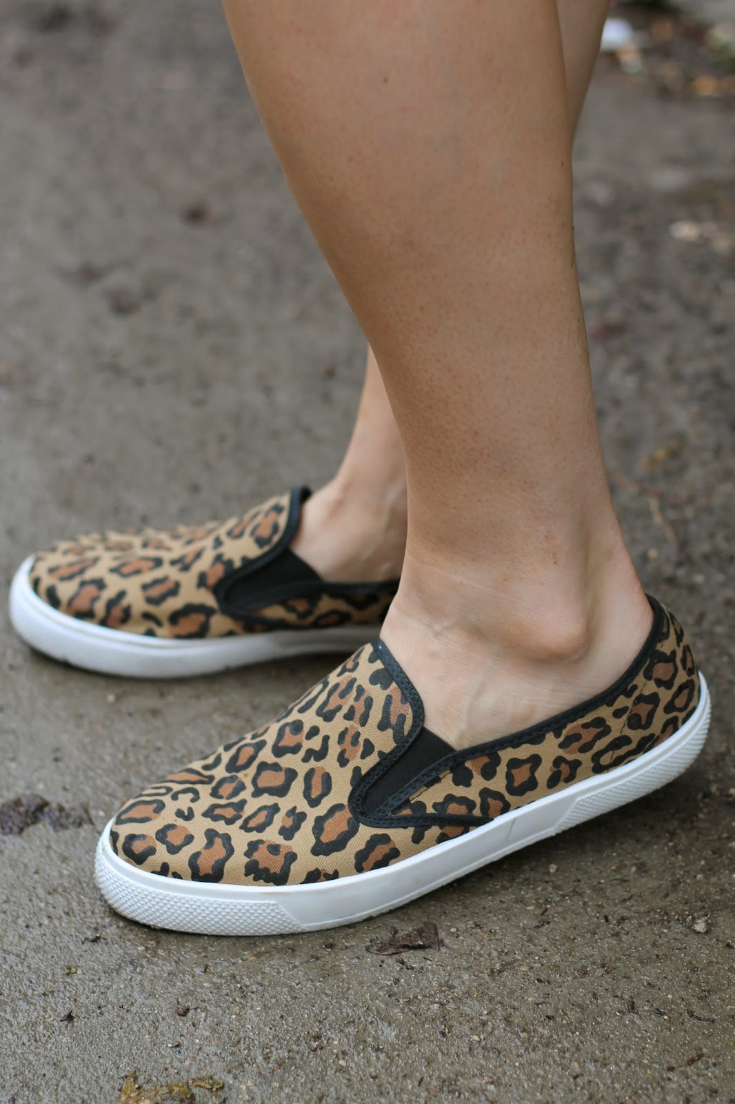 Cheetah, Slip, ons, on sneakers