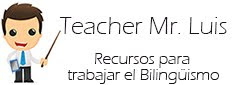 Teacher Mr. Luis