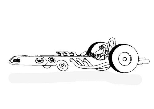 Dibujos de autos locos - Imagui
