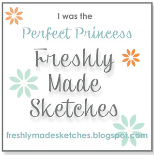 Freshly Made Sketches Perfect Princess