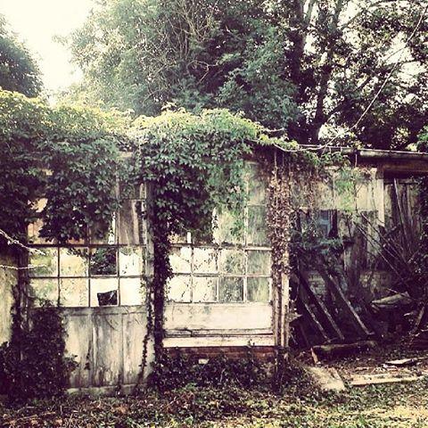 Atelier en ruine Picardie/somme