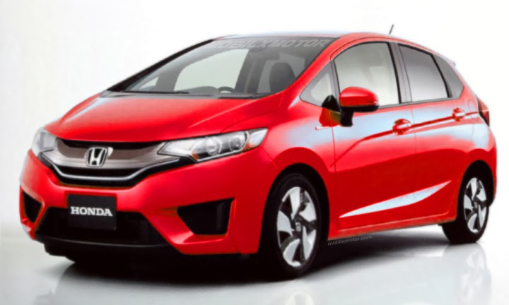 Honda Jazz Hybrid 2014 Review
