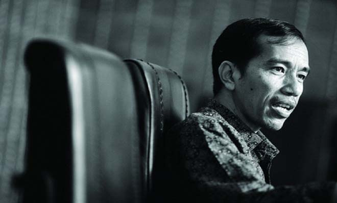 Jokowi Blusukan ke Wonogiri