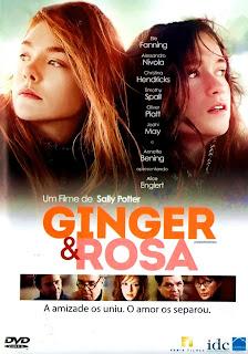 Ginger e Rosa - DVDRip Dual Áudio