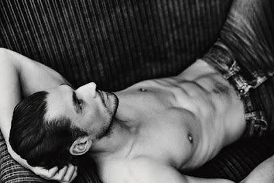 David Gandy by Damon Baker for S Moda #76
