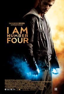Filme Eu Sou o Número Quatro - RMVB Legendado Download