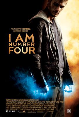 Filme Eu Sou o Número Quatro Download