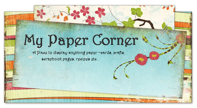 My Paper Corner