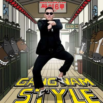 Free Download Lagu PSY - Gangnam Style.Mp3