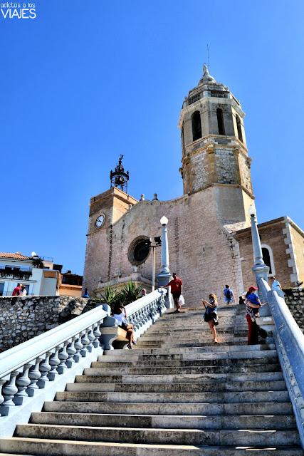 Iglesia de Sant Bartomeu, Sitges