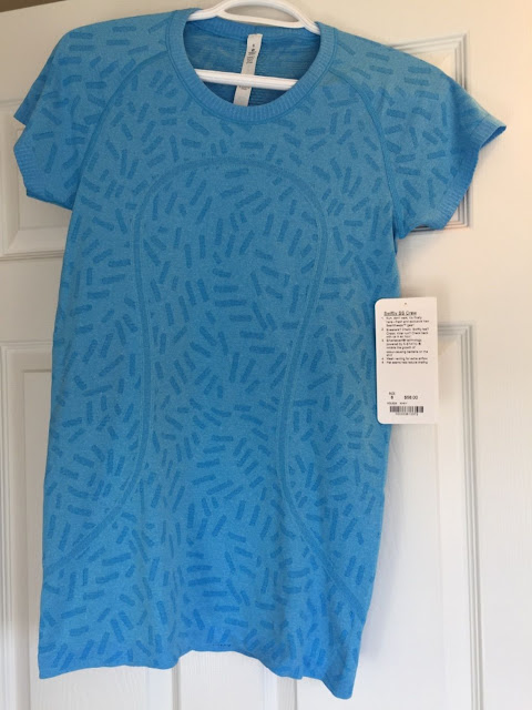 lululemon 2015-sea-wheeze-expo-merchandise swiftly-ss-blue