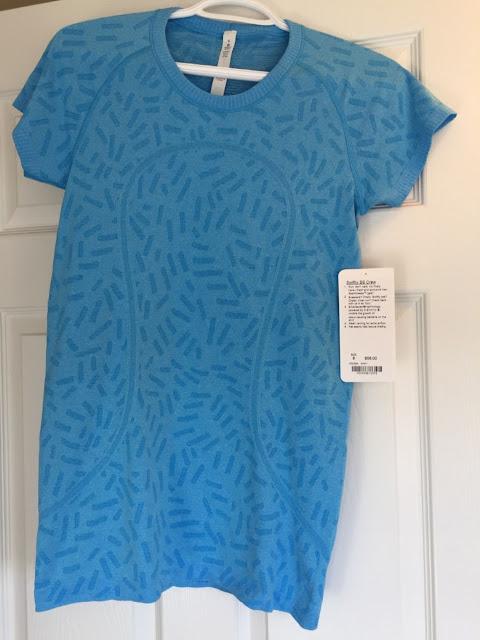 lululemon 2015-sea-wheeze-expo-merchandise swiftly-ss-blue