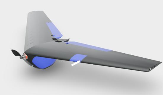 drone autonomo com raspberry pi