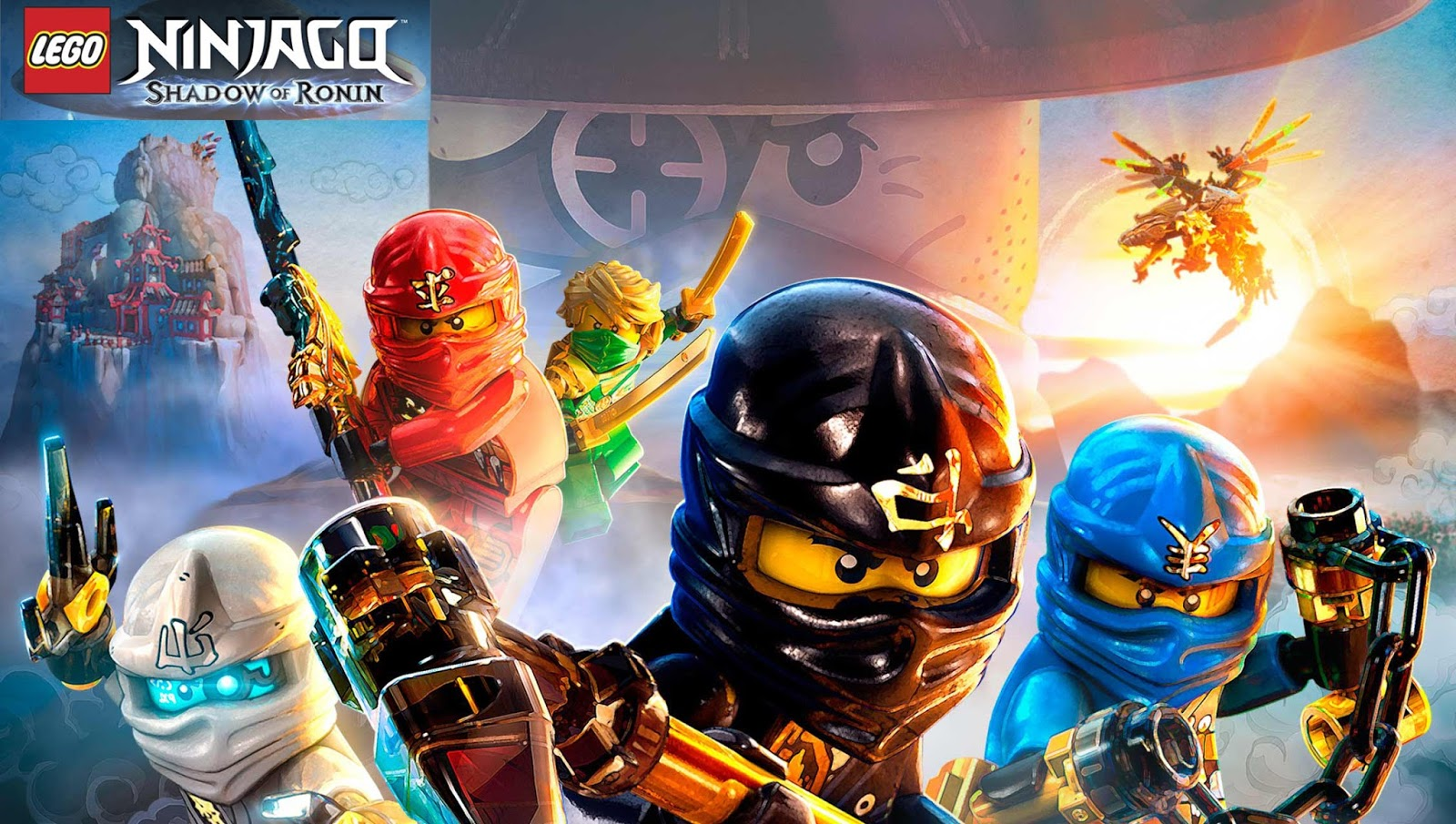 LEGO Ninjago - Shadow of Ronin Gameplay IOS / Android