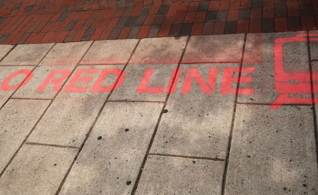 The Big Fat Red Line