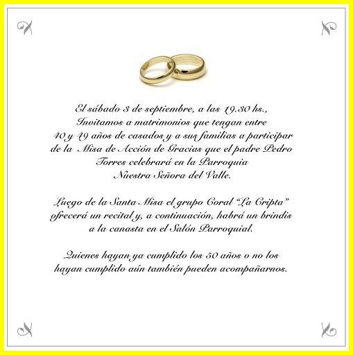 Tarjetas de invitación para matrimonios cristianos - Imagui