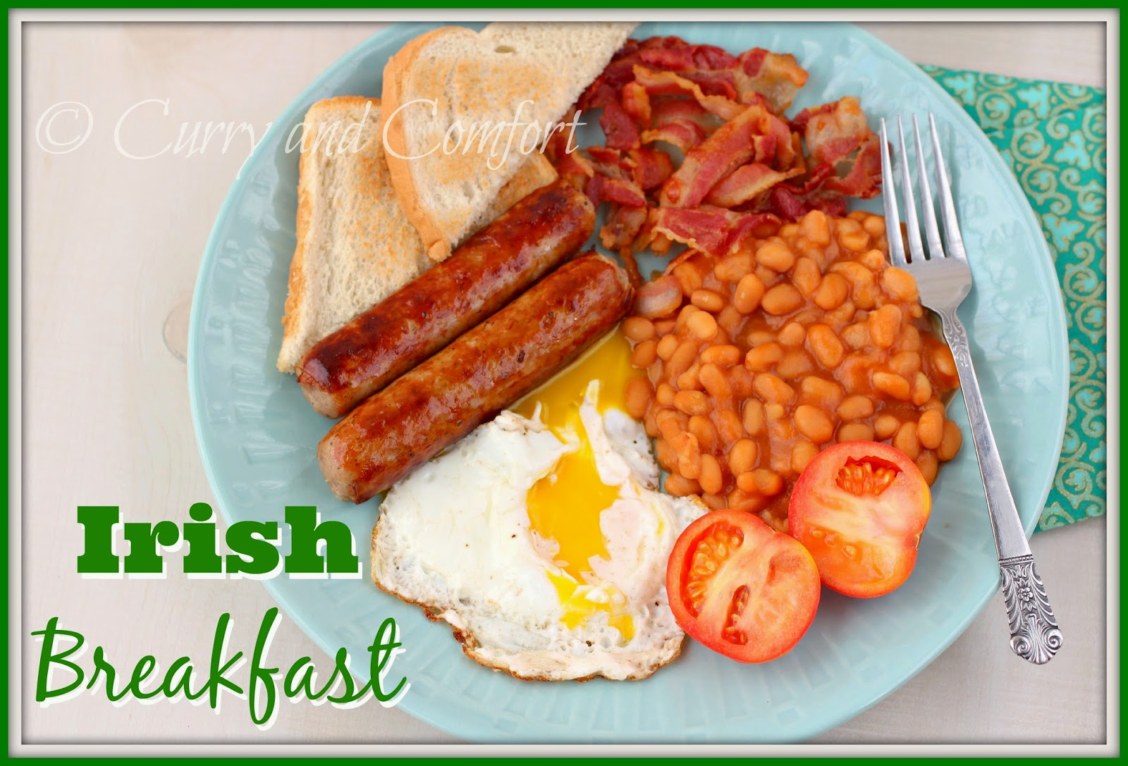 irish fry up irish breakfast irish weekend fry up recipe yummly