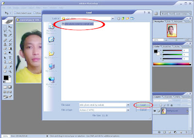 Cara Menggunakan Action Script Photoshop4