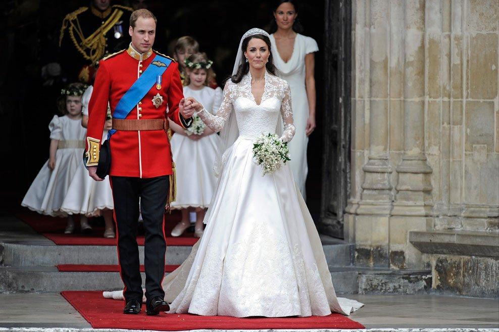 decoracao do casamento de kate middleton:Testemunha e palco de 38 coroações, diversos casamentos reais e até
