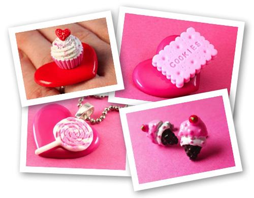 Kawaii Candy Jewelry