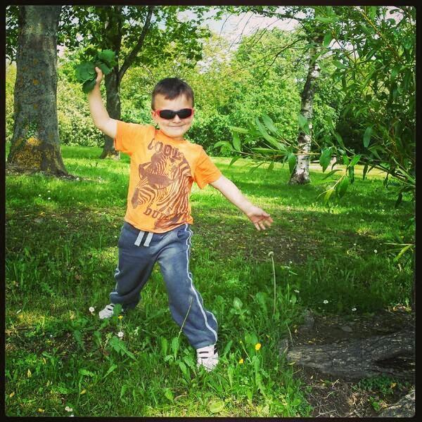 My 5yr old