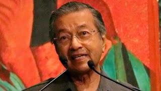 former premier Dr Mahathir Mohamad,