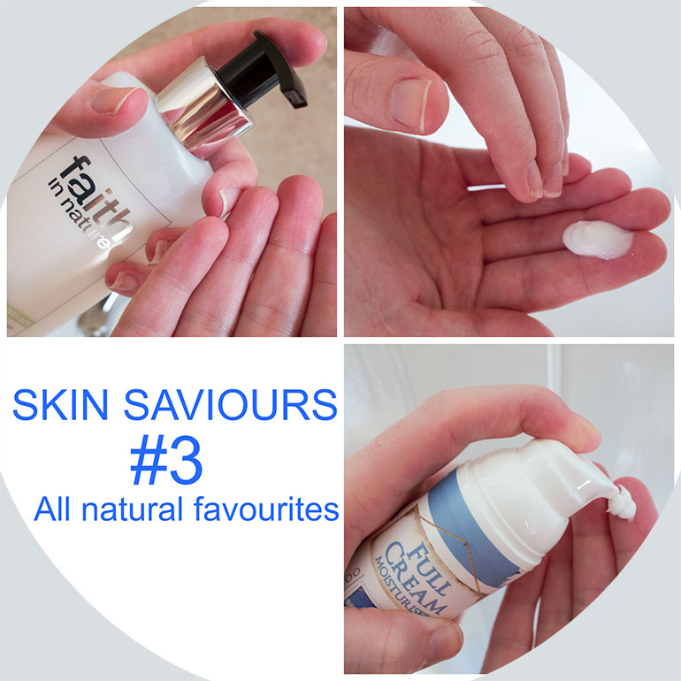 Skin Saviours #3 | Faith In Nature* and Sunburn Aftercare