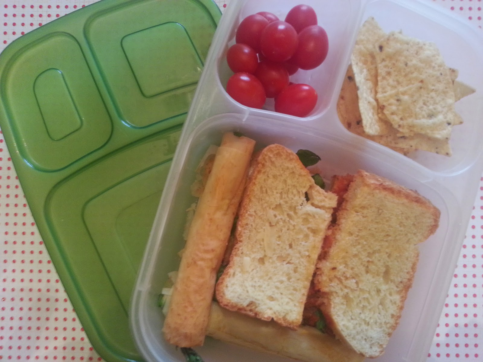 Lunches Fit For a Kid: Family Lunches: 5.12.14