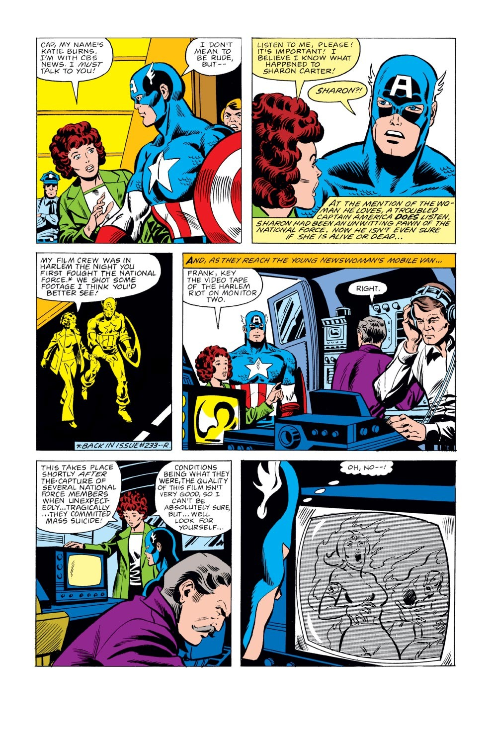 Captain America (1968) Issue #237 #152 - English 4
